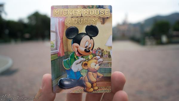 Disneyland Resort, Hong Kong Disneyland, Main Street USA, Mickey Mouse, Duffy