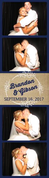 Gibson & Brandon's Wedding