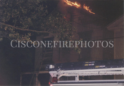 New Haven Fires 1997