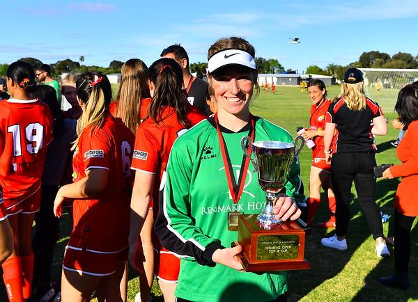Open Women Premiers Cup