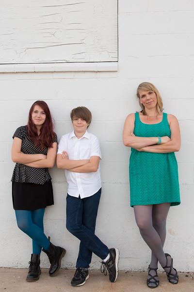 Brooke's Family