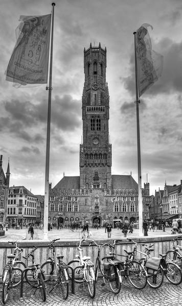 Markt - Brugge, Belgium - November 2, 2010