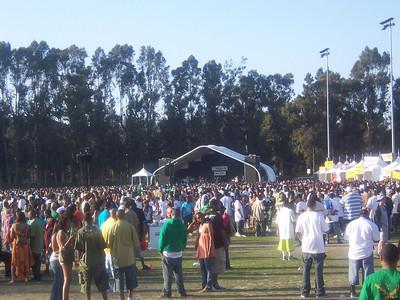 2007 Jazz Reggae Festival @ UCLA
