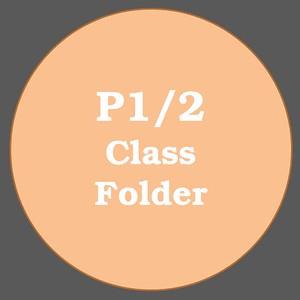 P1/2 ACTIVITIES