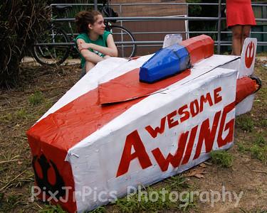 Cardboard Boat Regatta 6/3/12