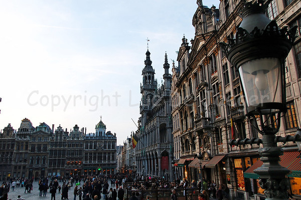 Brussels/Brussel (Belgium)