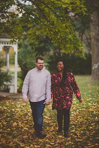 Raven + Andrew | Menomonee Falls Engagement Session