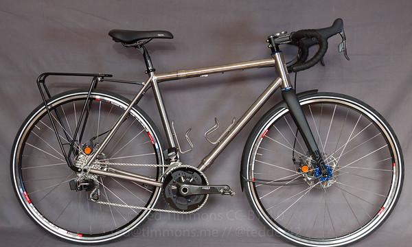 2016 Vertigo Cycles custom bike