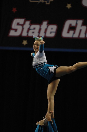 GHSA Cheerleading 2008