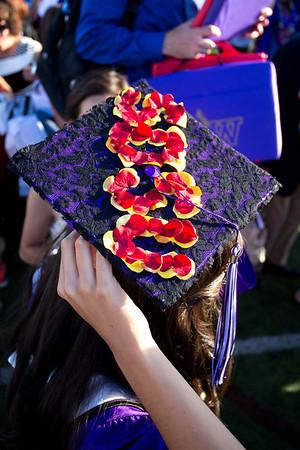 Corinne's Graduation