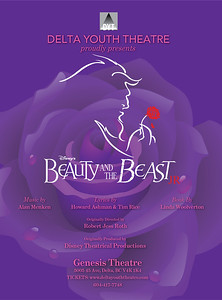 Delta Youth Theatre Beauty & the Beast 2018