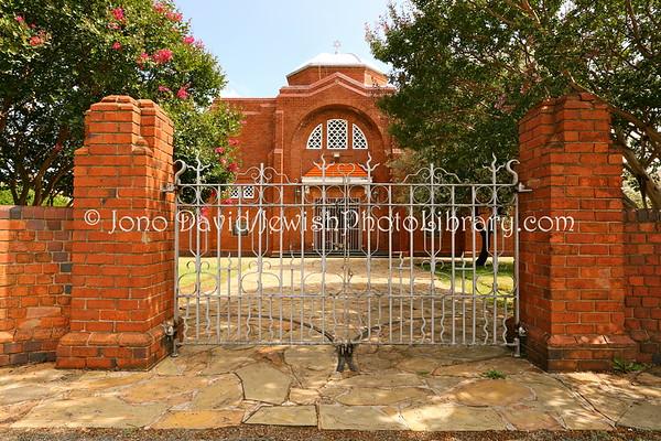 SOUTH AFRICA, Gauteng, Brakpan. Brakpan Synagogue (3.2013)