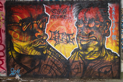 STREET ART - Au fil des murs