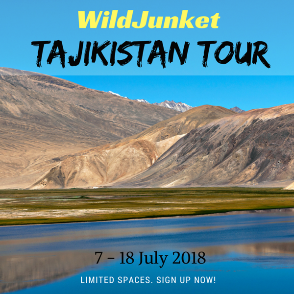 Tajikistan Pamir Mountains Tour