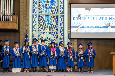 Linda Vista Graduation