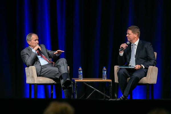 11-13-2019 George Bush Keynote