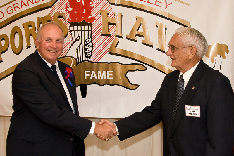 June 19, 2009 RGV Sports Hall of Fame Ceremony