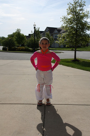 Hailey's Dance Recital, 5/16/2010