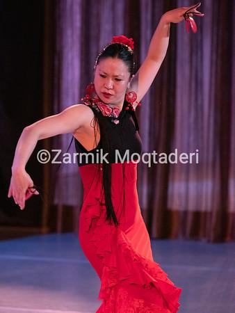 Yosi Karahashi Flamenco Saturday