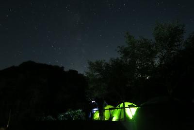 Gubeikou to Jinshanling Camping