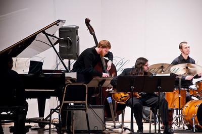 Conservatory 11:00 Jazz Band