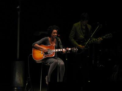 John Legend & Corinne Bailey Rae - 7 Apr 07 - Greek Theatre - Berkeley, CA