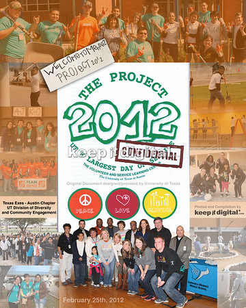 Project 2012 - Hosted at Mendez Middle School