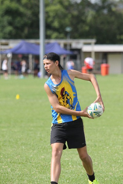 Touch trials Laidley