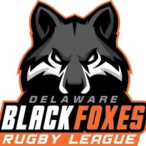 2016 Delaware Black Foxes Rugby Team