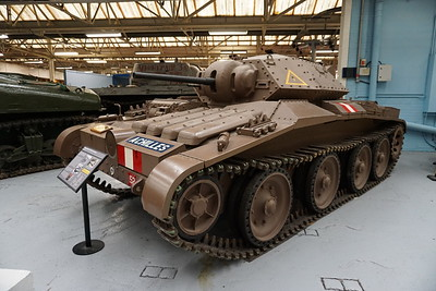 Covenanter (A13 Mk III)