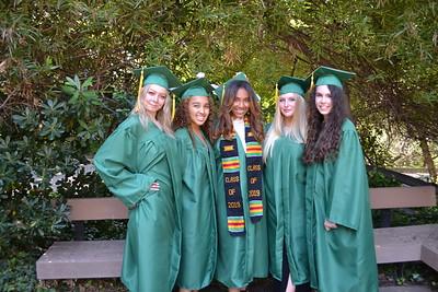 First Graduating Class for Sequoyah High School