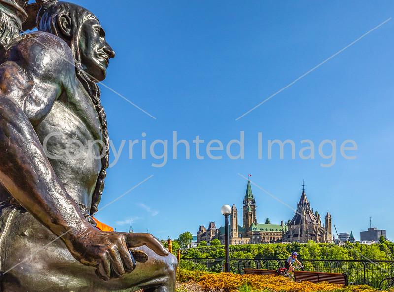 Capital Pathway -- Ottawa, Canada
