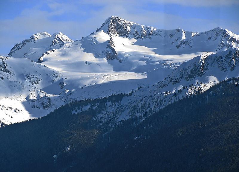 View from Peak-to-Peak Gondola
