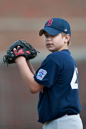 Featured Player:  AJ Stevenson, Red Sox