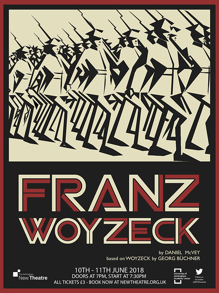 Franz Woyzeck poster