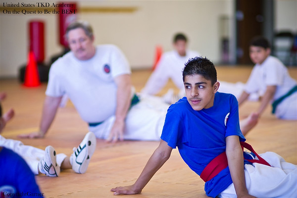 Martial Arts Camps
