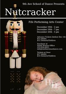 2009-11 Nutcracker Poster
