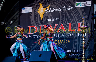 Diwali 2017 - Melbourne Fed Square