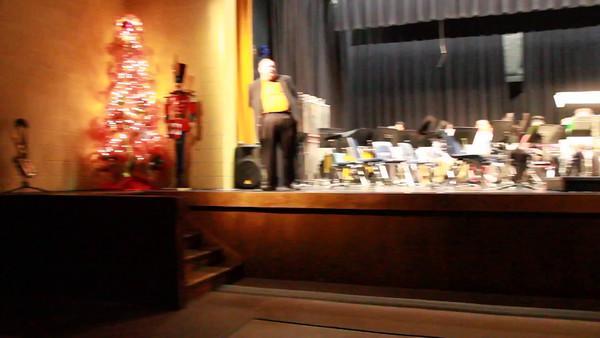 Watson Chapel Band 2016 Christmas