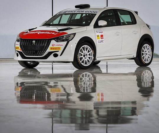 Peugeot Rally Cup Iberica 2021