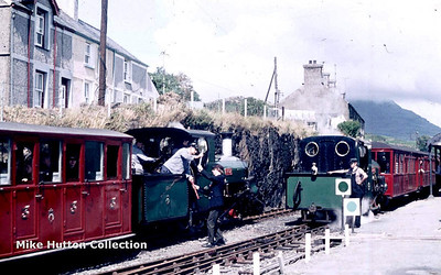 Ffestiniog Railway 1968-1972