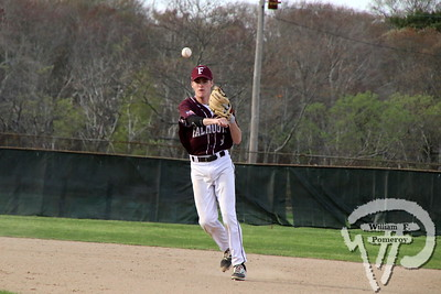 BASEBALL ■ vs. Barnstable — 5 . 11 - 2018