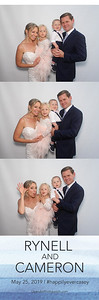 5-25-2019 Rynell and Cameron's Wedding (photostrips)