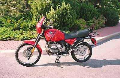 1990 BMW R100 GS