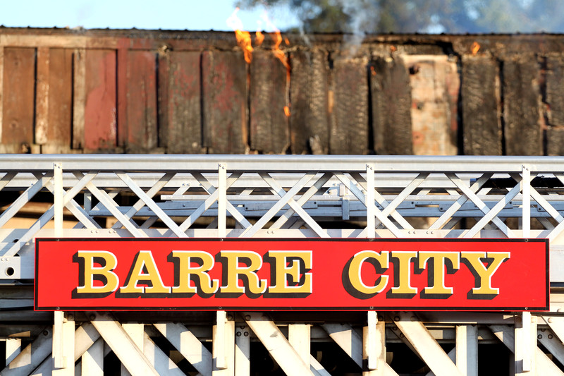 2011 8-8 Fire On Gable Place - Barre, VT