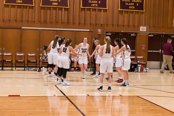 2018_01_03 Girls Basketball vs Avon