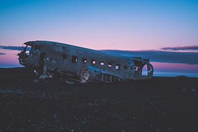 DC Plane Crash Iceland