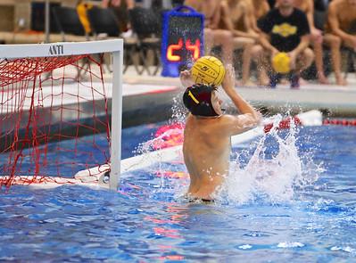 2014 Zeeland Water Polo vs East Kentwood