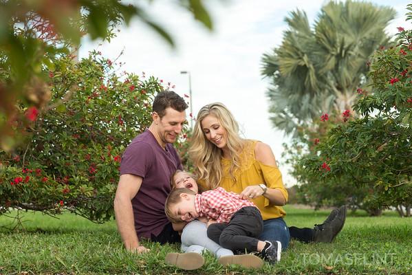 Coburn Family Winter 2016