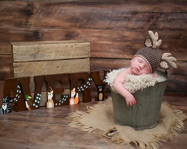 Avery Newborn Peeks